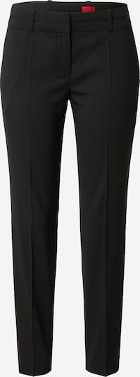 HUGO Suorat housut värissä musta, Tuotenäkymä