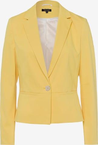 MORE & MORE Blazer in Gelb