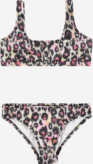 Brunotti Kids Bikini 'Indu' u pijesak / kraljevski zelena / pastelno zelena / roza, Pregled proizvoda