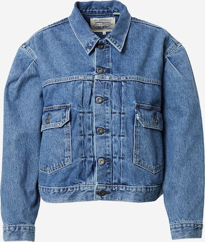Levi's Made & Crafted Jacke 'SUNRAY' in blue denim, Produktansicht