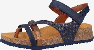 THINK! Sandalen in blau, Produktansicht