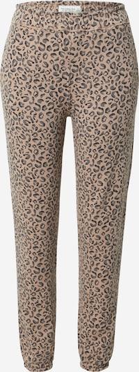 Abercrombie & Fitch Pantalon en noisette / gris / noir, Vue avec produit