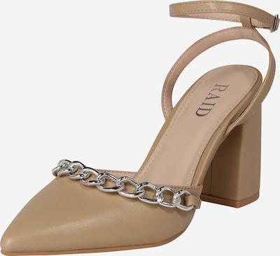 Raid Дамски обувки на ток с отворена пета 'SYRAH' в бежово, Преглед на продукта