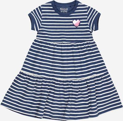 STACCATO Kleid in blau / hellpink / weiß, Produktansicht