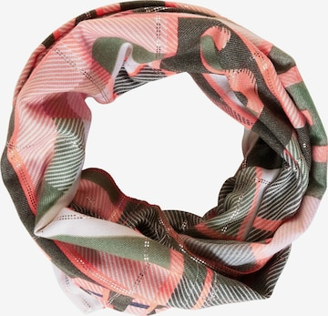 CECIL Tube Scarf in Green