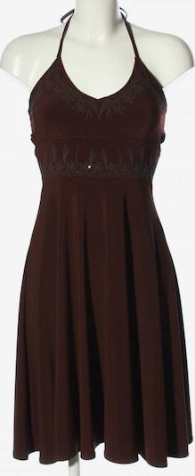 Twist & Tango Neckholderkleid in S in braun, Produktansicht