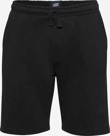 Pantalon Denim Project en noir