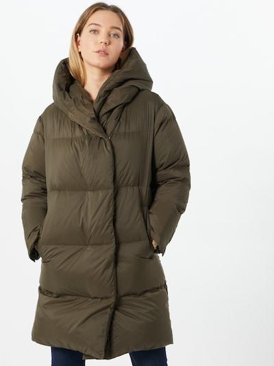 BOSS Zimný kabát - zelená, Model/-ka