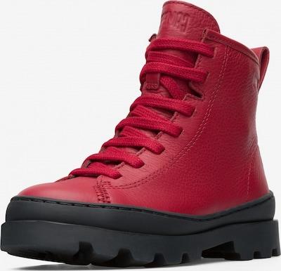 CAMPER Stiefel 'Brutus' in kirschrot, Produktansicht