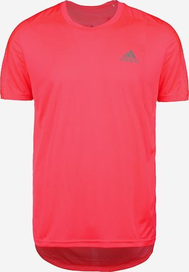 ADIDAS PERFORMANCE Shirt 'Own the Run' in grau / lachs, Produktansicht