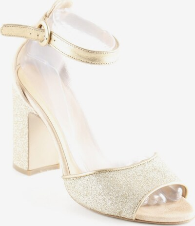 Intrend Sandals & High-Heeled Sandals in 38 in Beige / Gold, Item view