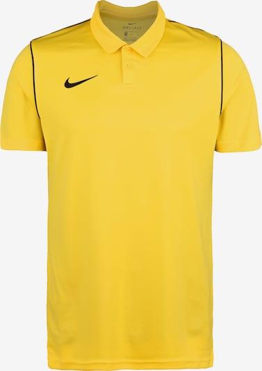 NIKE Poloshirt 'Park 20' in gelb / schwarz, Produktansicht