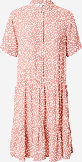 Palaidinės tipo suknelė 'Lecia' iš mbym, spalva – lašišų spalva / balta: Vaizdas iš priekio