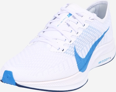 NIKE Sport-Schuhe ' Zoom Pegasus Turbo 2' in blau / grau / weiß, Produktansicht