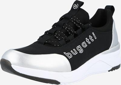 bugatti Sneaker in schwarz / silber, Produktansicht