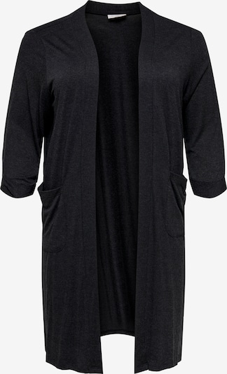 ONLY Carmakoma Knit cardigan in Black, Item view