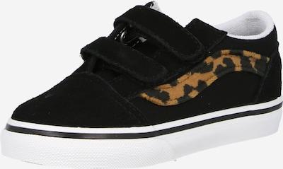 VANS Sneakers 'Old Skool V' in de kleur Chamois / Zwart, Productweergave
