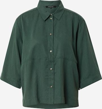 recolution Μπλούζα 'PILEA' σε πράσινο
