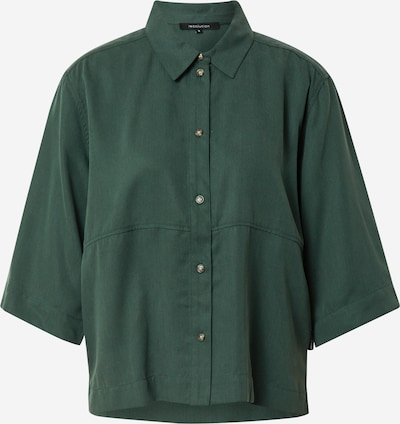 Bluză 'PILEA' recolution pe verde închis, Vizualizare produs