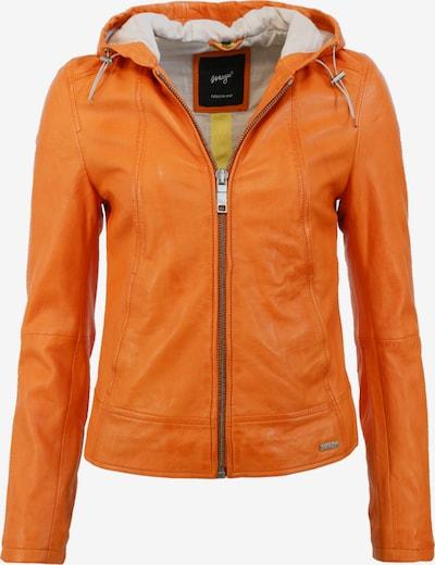 Maze Jacke 'Keys' in orange, Produktansicht
