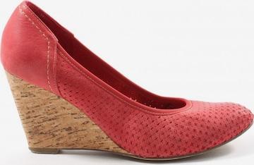 Venturini Milano High Heels & Pumps in 37 in Red