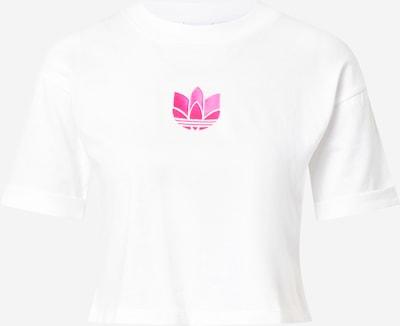 ADIDAS ORIGINALS Koszulka w kolorze różowy / białym, Podgląd produktu