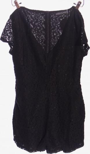 SassyClassy Jumpsuit in S in schwarz, Produktansicht