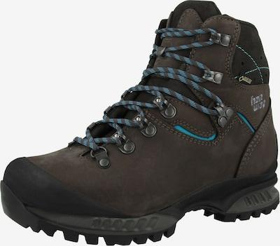 HANWAG Boots ' Tatra II Lady GTX ' en bleu / marron / violet, Vue avec produit