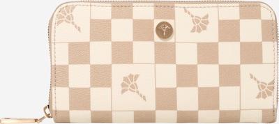 JOOP! Portemonnaie 'Piazza Melete' in creme / nude, Produktansicht
