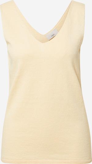 Top in maglia 'Briana' minimum di colore giallo chiaro, Visualizzazione prodotti