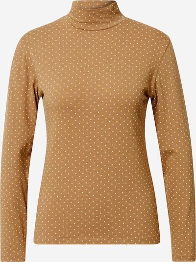 Noa Noa Shirt in braun / weiß, Produktansicht