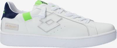 LOTTO Sneaker in weiß, Produktansicht