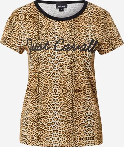 Just Cavalli Shirt in beige / braun / schwarz, Produktansicht