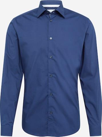 Esprit Collection Hemd in Blau
