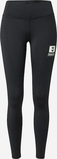 Hummel Sporta bikses, krāsa - melns / balts, Preces skats