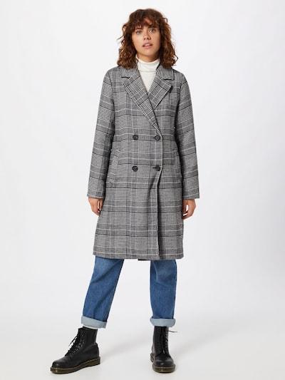 ONLY Mantel in grau / mischfarben, Modelansicht