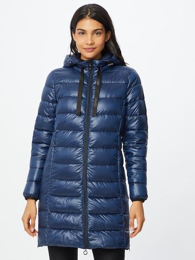 Žieminis paltas iš ESPRIT, spalva – tamsiai mėlyna, Modelio vaizdas
