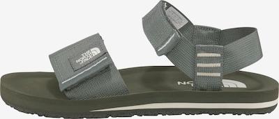 THE NORTH FACE Sandale in khaki / weiß, Produktansicht