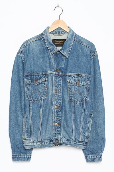 WRANGLER Jeansjacke in L in blue denim, Produktansicht