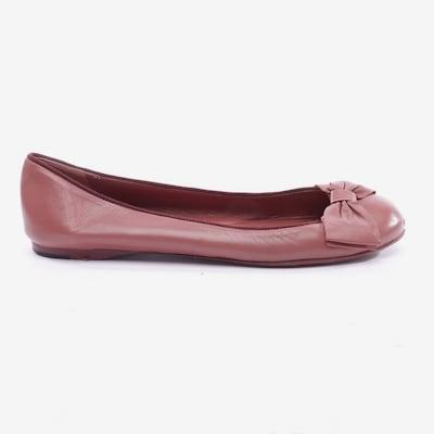 Bottega Veneta Flats & Loafers in 38 in Red, Item view