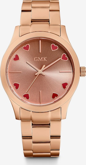 Guido Maria Kretschmer Jewellery Analog Watch in Rose gold / Red, Item view