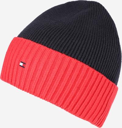 Berretto 'Pima' TOMMY HILFIGER di colore rosso / nero, Visualizzazione prodotti
