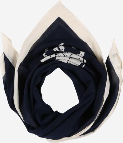 POLO RALPH LAUREN Masque en tissu en bleu marine / blanc naturel, Vue avec produit