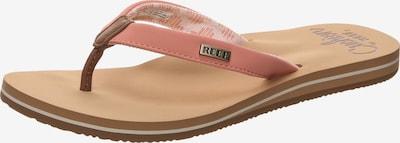 REEF Strand-/badschoen 'Cushion Sands' in de kleur Oudroze, Productweergave