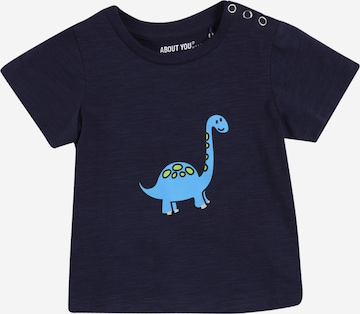ABOUT YOU Shirt 'Emilia' in Blau
