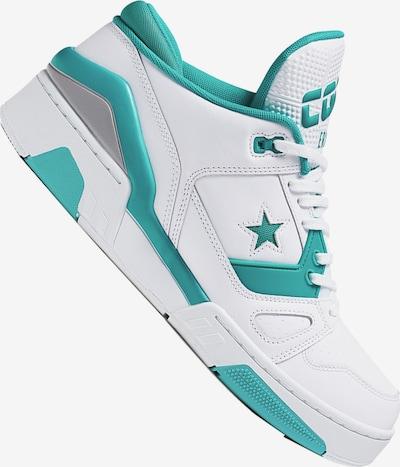 CONVERSE Sneaker in türkis / weiß, Produktansicht