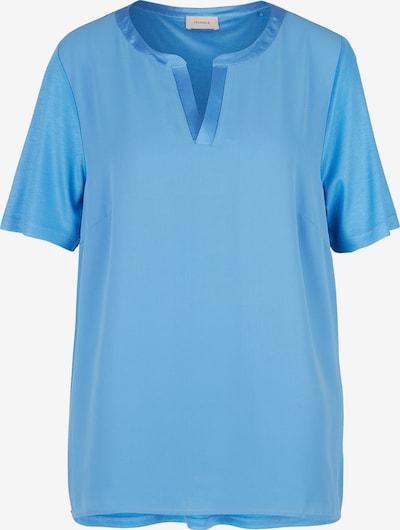 TRIANGLE Blusenshirt in blau, Produktansicht