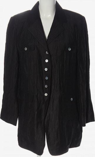 Adagio Kurz-Blazer in XXL in schwarz, Produktansicht