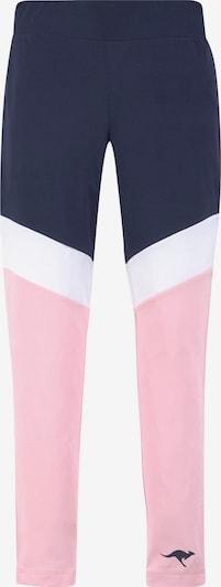 KangaROOS Leggings in navy / pastellpink / weiß, Produktansicht