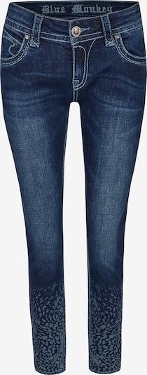 Blue Monkey Jeans in dunkelblau, Produktansicht